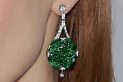 Jessica Chastain Dangle Earrings