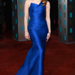 Jessica Chastain Clothes - Mermaid Gown