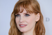 Jessica Chastain Short Hairstyles