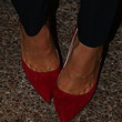 Jessica Hart Evening Pumps