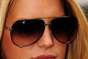 Jessica Simpson Aviator Sunglasses