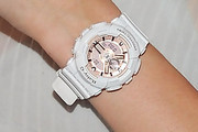 Jessica Stam Sports Watches