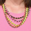 Jessica Stroup Jewelry - Layered Chainlink Necklaces