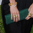 Jessica Stroup Sequined Clutch