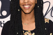 Jessica Williams Long Hairstyles