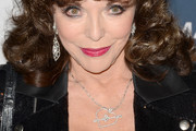 Joan Collins Heart Pendant