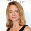 Jodie Foster Hair - Medium Straight Cut
