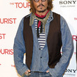 Johnny Depp Clothes - Button Down Shirt