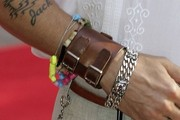 Johnny Depp Leather Bracelet