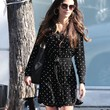 Jordana Brewster Clothes - Shirtdress