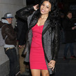 Jordin Sparks Clothes - Wool Coat
