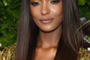 Jourdan Dunn Long Hairstyles