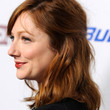 Judy Greer Hair - Medium Straight Cut with Bangs