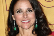 Julia Louis-Dreyfus Shoulder Length Hairstyles