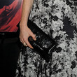 Julianne Moore Patent Leather Clutch