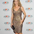 Julie Benz Clothes - Beaded Dress