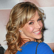 Julie Benz Hair - Medium Curls with Bangs