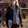 Julie Bowen Clothes - Bomber Jacket