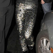 Juliette Lewis Clothes - Skinny Pants