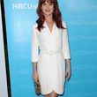 Juliette Lewis Clothes - Wrap Dress