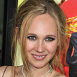 Juno Temple Ponytail