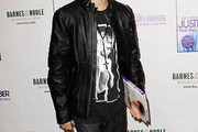 Justin Bieber Leather Jacket