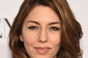 Sofia Coppola Short Wavy Cut