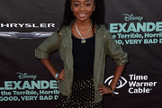 Skai Jackson Zip-up Jacket
