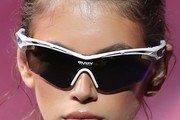 Kaia Gerber Sporty Shades