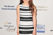 Kaitlyn Dever Beaded Dress