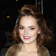 Kara Tointon Medium Curls