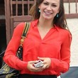 Karina Smirnoff Clothes - Button Down Shirt