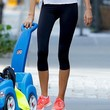 Karolina Kurkova Clothes - Leggings