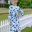 Karolina Kurkova Clothes - Print Dress