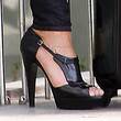 Kate Beckinsale Shoes - Cutout Boots