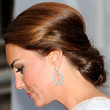 Kate Middleton Hair - Chignon