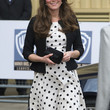 Kate Middleton Clothes - Print Dress