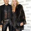 Kate Moss Fur Coat