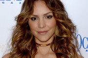 Katharine McPhee Shoulder Length Hairstyles