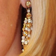 Katherine Heigl Jewelry - Gold Dangle Earrings