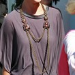 Katherine Heigl Jewelry - Layered Gold Necklace
