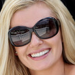 Katherine Jenkins Sunglasses - Oval Sunglasses