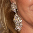Kathy Hilton Jewelry - Dangling Diamond Earrings