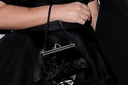 Kathy Hilton Satin Purse