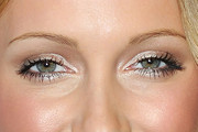 Katie Cassidy Neutral Eyeshadow