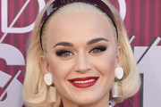 Katy Perry Short Hairstyles