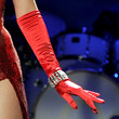 Katy Perry Full Sleeve Gloves