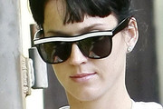 Katy Perry Oversized Sunglasses