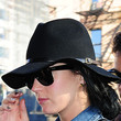 Katy Perry Wide Brimmed Hat