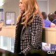 Gossip Girl Wool Coat